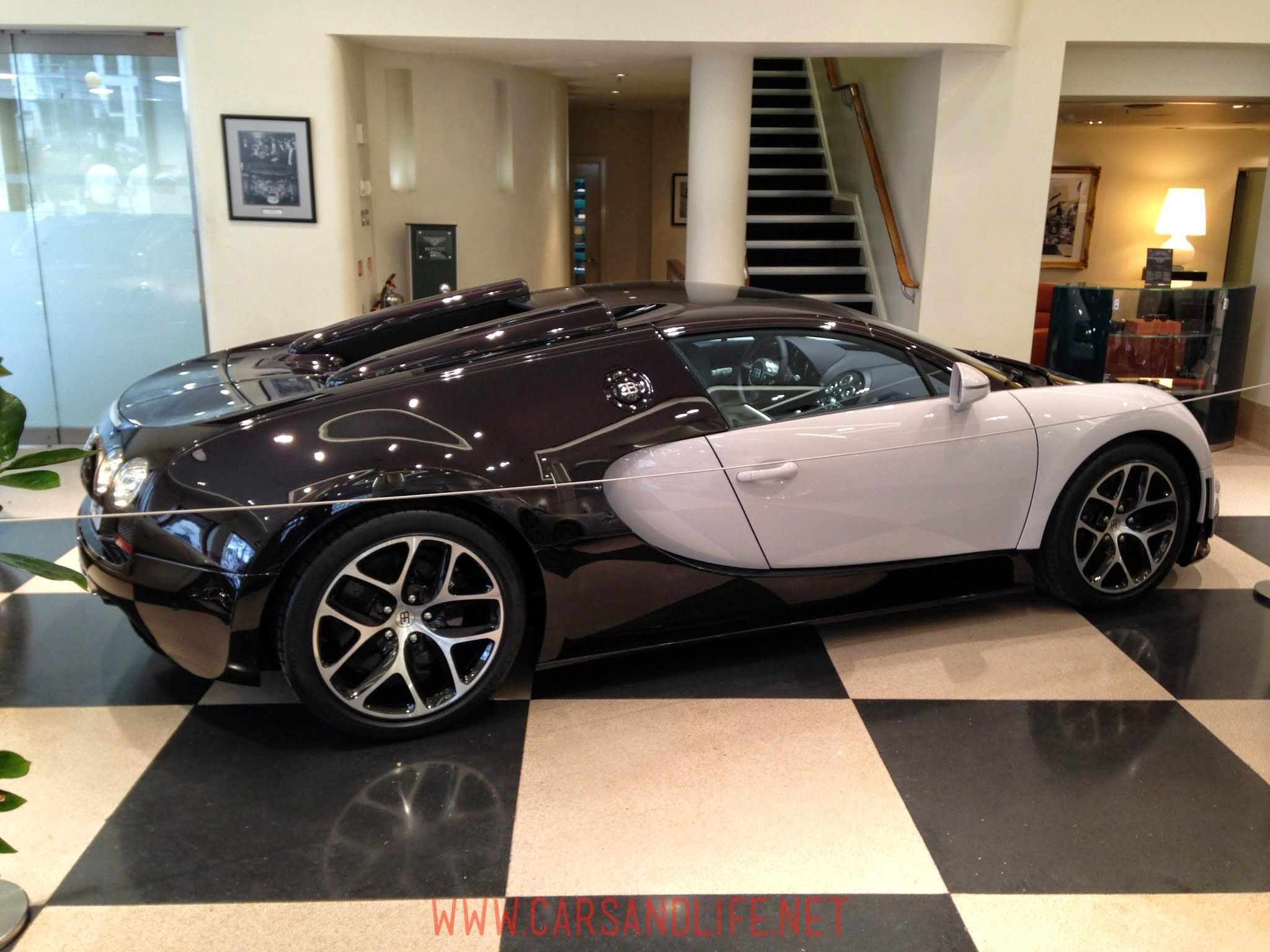 Bugatti Veyron Week at Jack Barclay, HR Owen London