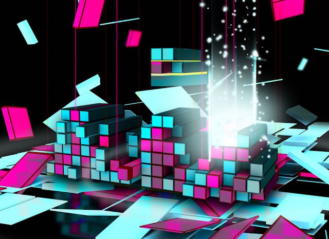 Lumines Puzzle & Music review