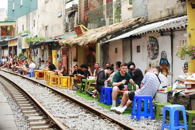 Pembangunan dan Perubahan Komunitas