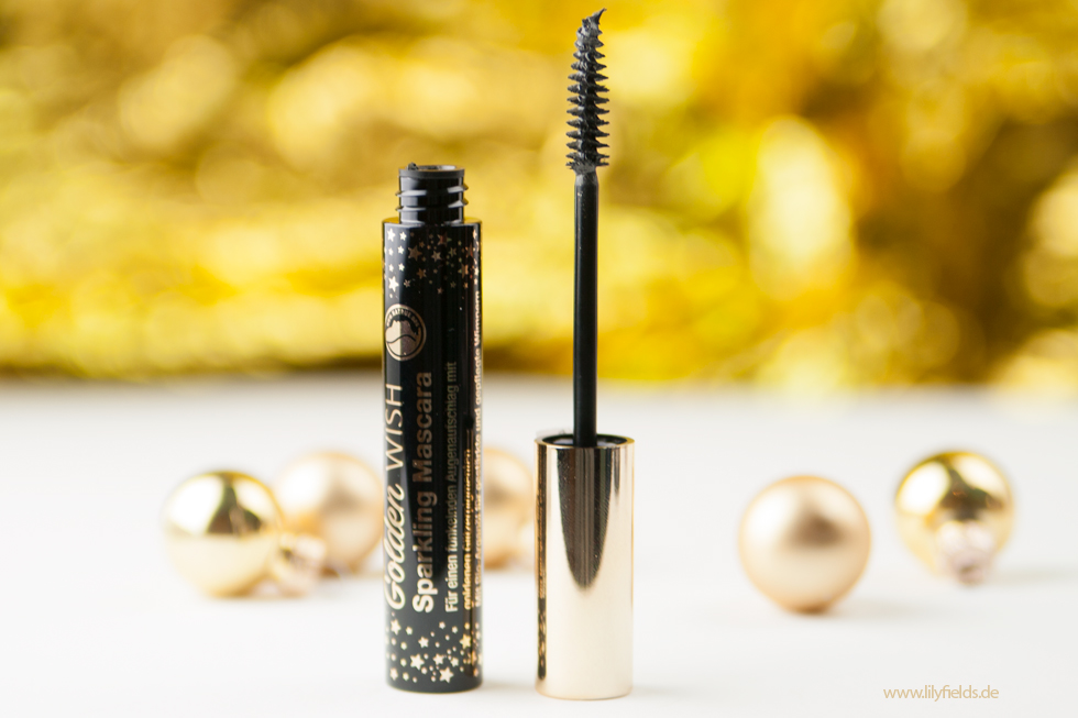 "Alterra ""Golden Wish"" Sparkling Mascara"