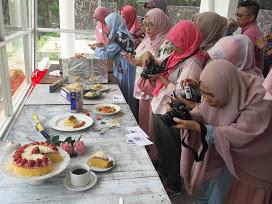 Belajar Food Fotography Bersama Komunitas Upload Kompakan Depok