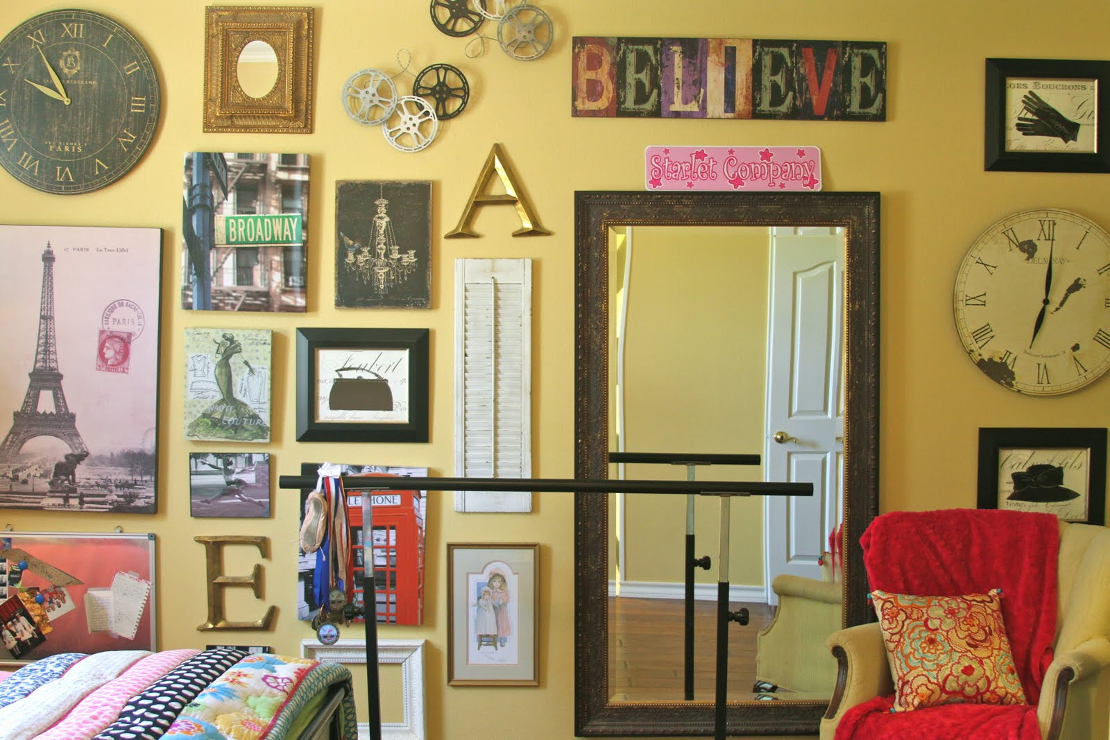 Luxury Decorating With Letters On Walls Embellishment - The Wall Art ...