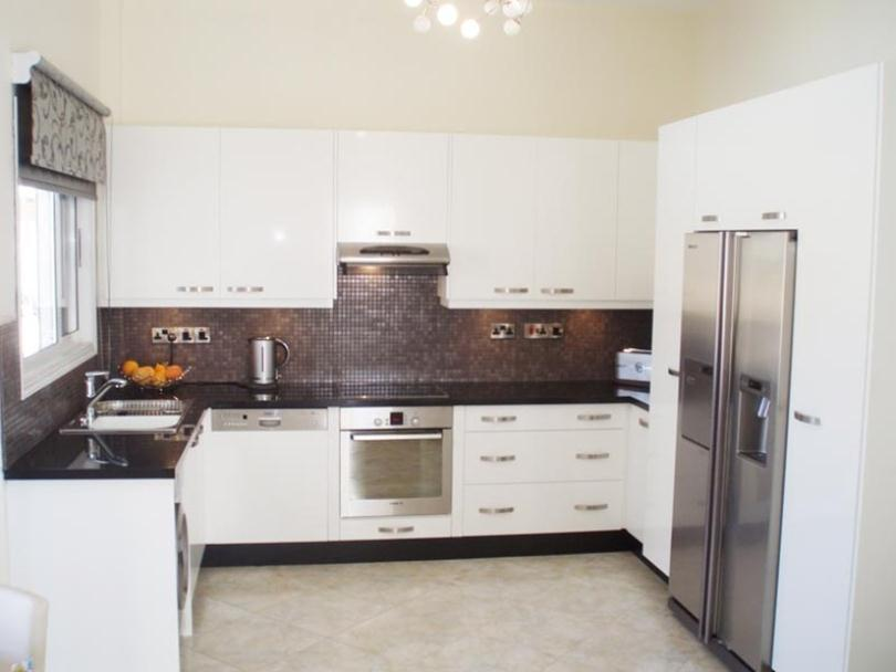 55 Contoh Desain Dapur Minimalis 3x3 Cantik dan Modern ...