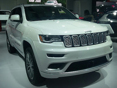 Jeep Grand Cherokee Limited Exterior