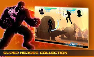 Shadow Battle Mod Apk hack attack