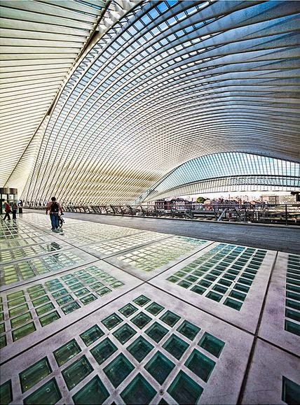 10 Best Places to Holiday in Belgium (100+ Photos) | Guillemins train station in Liege