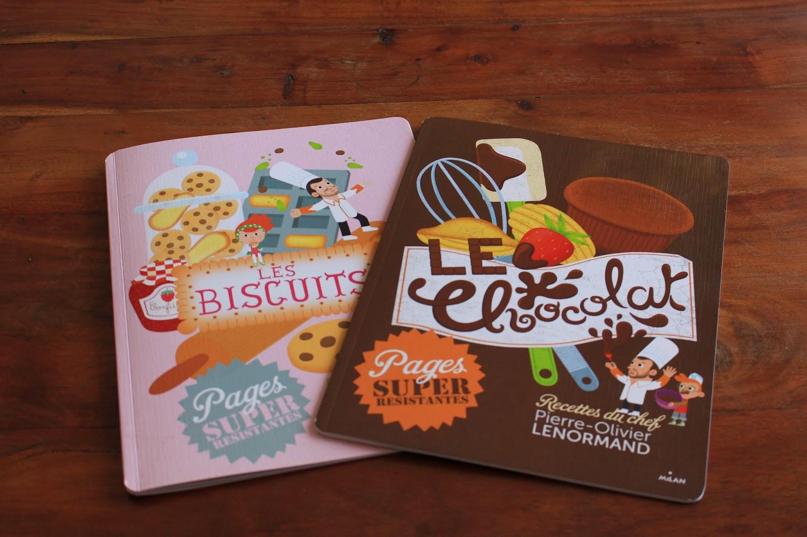 Le blog d 39 une maman im parfaite une collection de - Livres de cuisine pour enfants ...