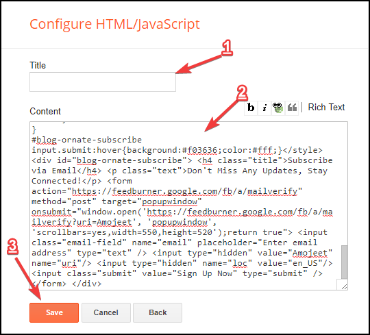 configure-html-javascript-gadget-in-blogspot