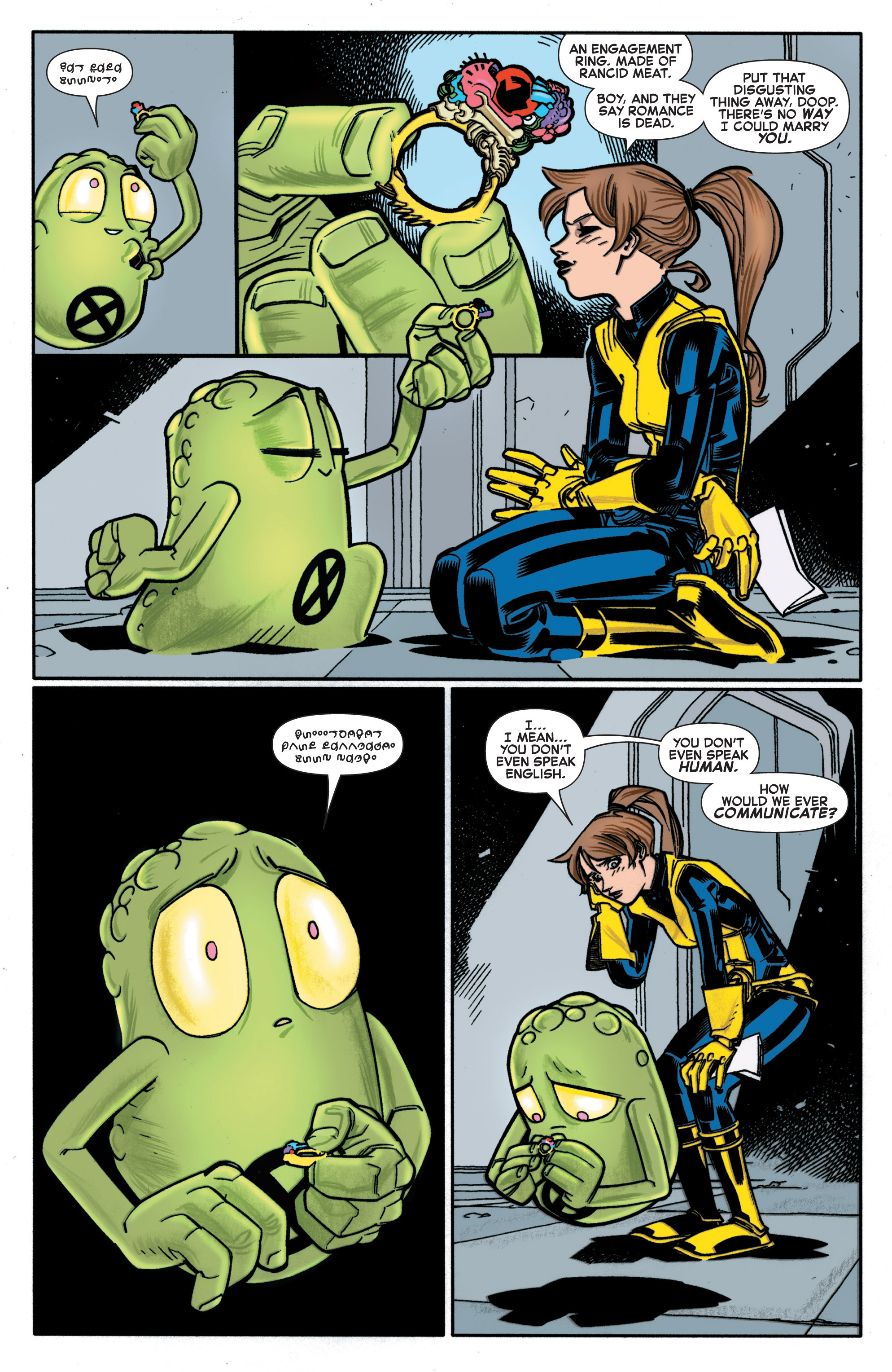 Read online All-New Doop comic -  Issue #1 - 20