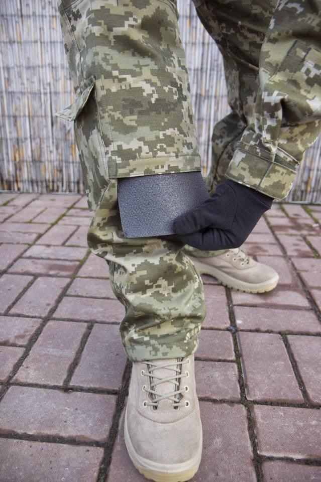 польова форма 2015 - штани наколінник