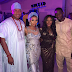 Tiwa Savage And Her Husband, Teebillz Hold Each Other At An Event [PHOTO]