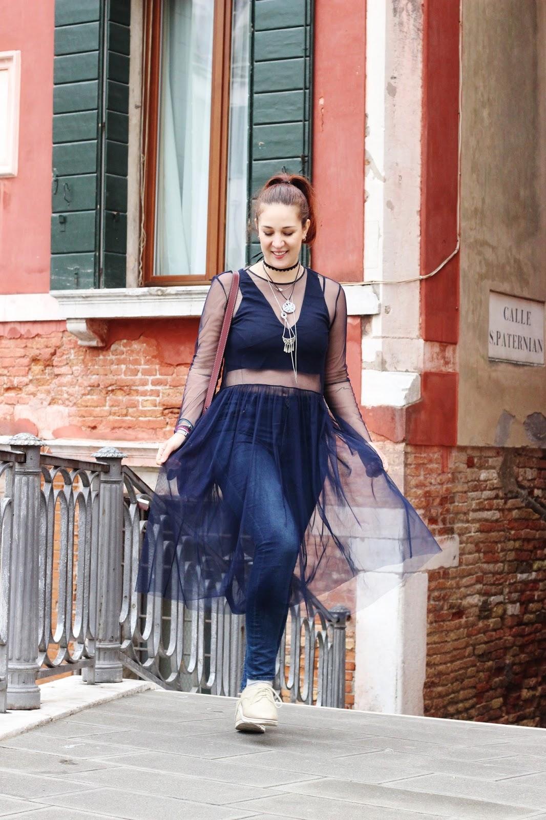 como me visto en venecia