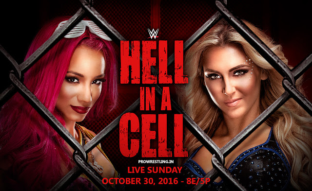 Complete details about WWE's Hell In A Cell 2016 PPV Date, Time and Live/Repeat Telecast Schedule for India & Indian Subcontinent (Afghanistan, Bhutan, Bangladesh, India, Maldives, Nepal, Pakistan, Sri Lanka, and Tibet) WWE Hell In A Cell 2016 Complete Result, Wallpaper, Poster, Music Theme Song Download.