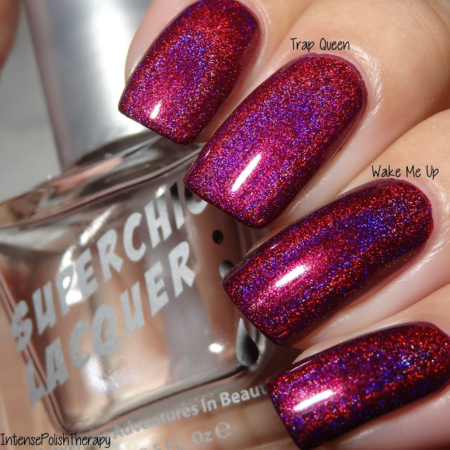 Superchic Lacquer - Trap Queen VS. Wake Me Up