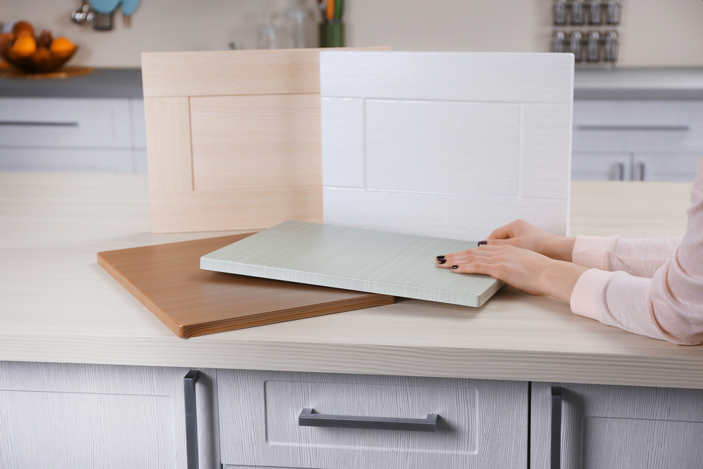 Keuken Kasten Melamine : Materialen in de keuken het front de grote keukengids