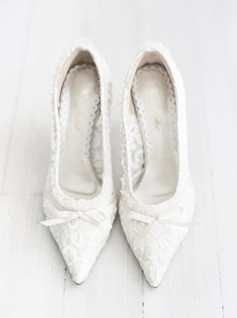 Wedding Flats Ivory