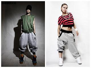 Cara Tampil Dengan Model Baju Gaya Hip Hop