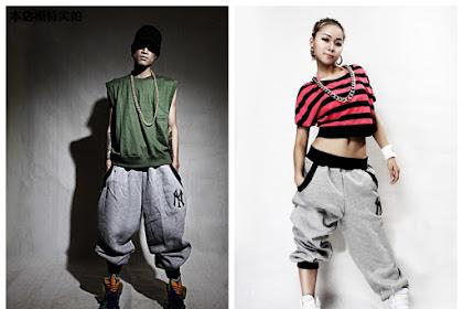 5 Cara Tampil Dengan Model Baju Gaya Hip Hop