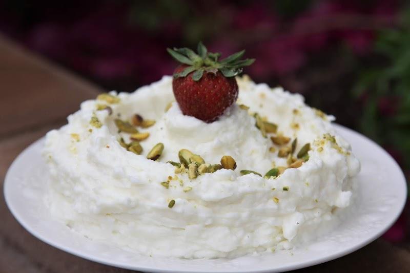 Ashta Recipe(Arabic Cream)-قشطة