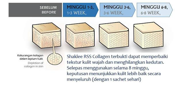 fungsi kolagen mencerah dan menegangkan kulit wajah