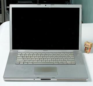 Macbook Pro 15 A1150 Bekas