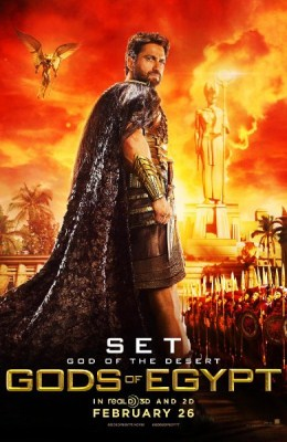 sinopsis Gods of Egypt