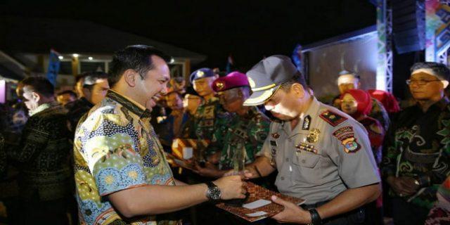 Gubernur Ridho Resmi Tutup LF 2018