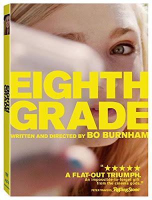 Eighth Grade 2018 Dvd
