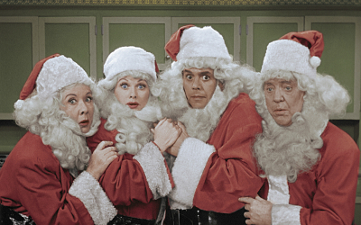 """I Love Lucy Christmas Special"" airs Dec. 22, 2017."