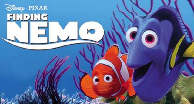 finding nemo cover poster cuplikan trailer