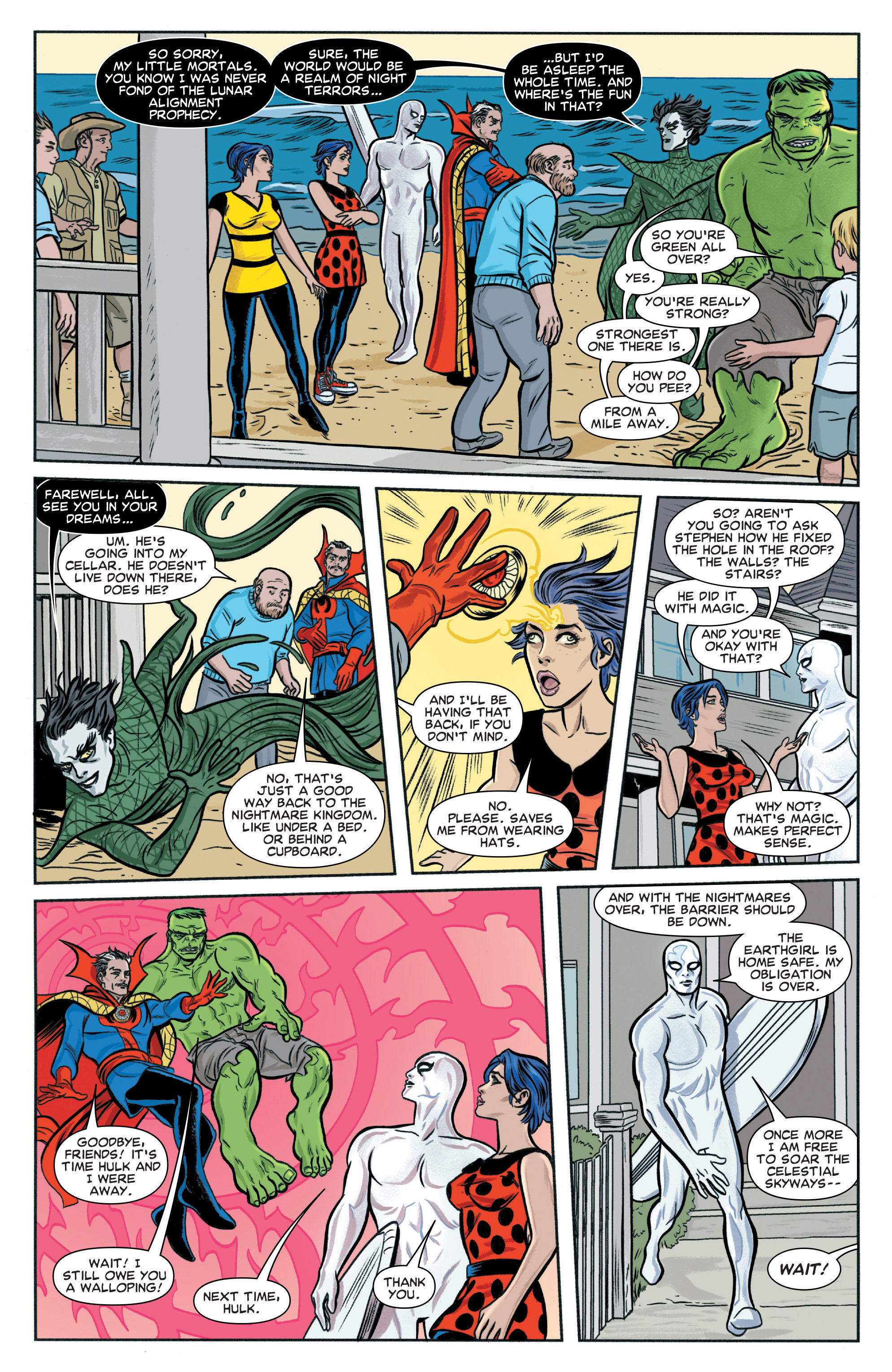 Read online Silver Surfer (2014) comic -  Issue #5 - 17