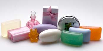 Mydła sa obecnie produkowane w różnych kształtach, składach, postaciach.