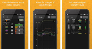 app Cell Signal Monitor