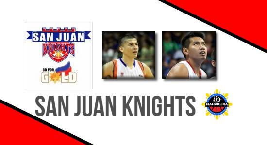 LIST: San Juan Knights Roster 2018 MPBL Anta Datu Cup