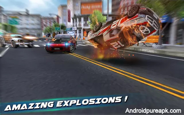 Whirlpool Car Death Race Apk