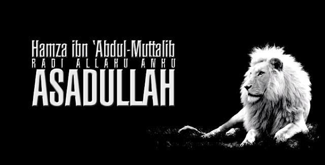 Hamzah bin Abdul Muthalib, Singa Allah yang tak Pernah Mangkir Hadapi Lawannya
