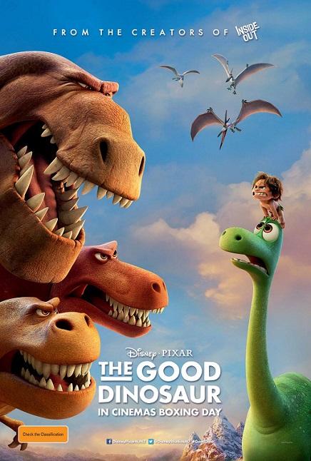 کارتون دوبله : دایناسور خوب 2015 The Good Dinosaur