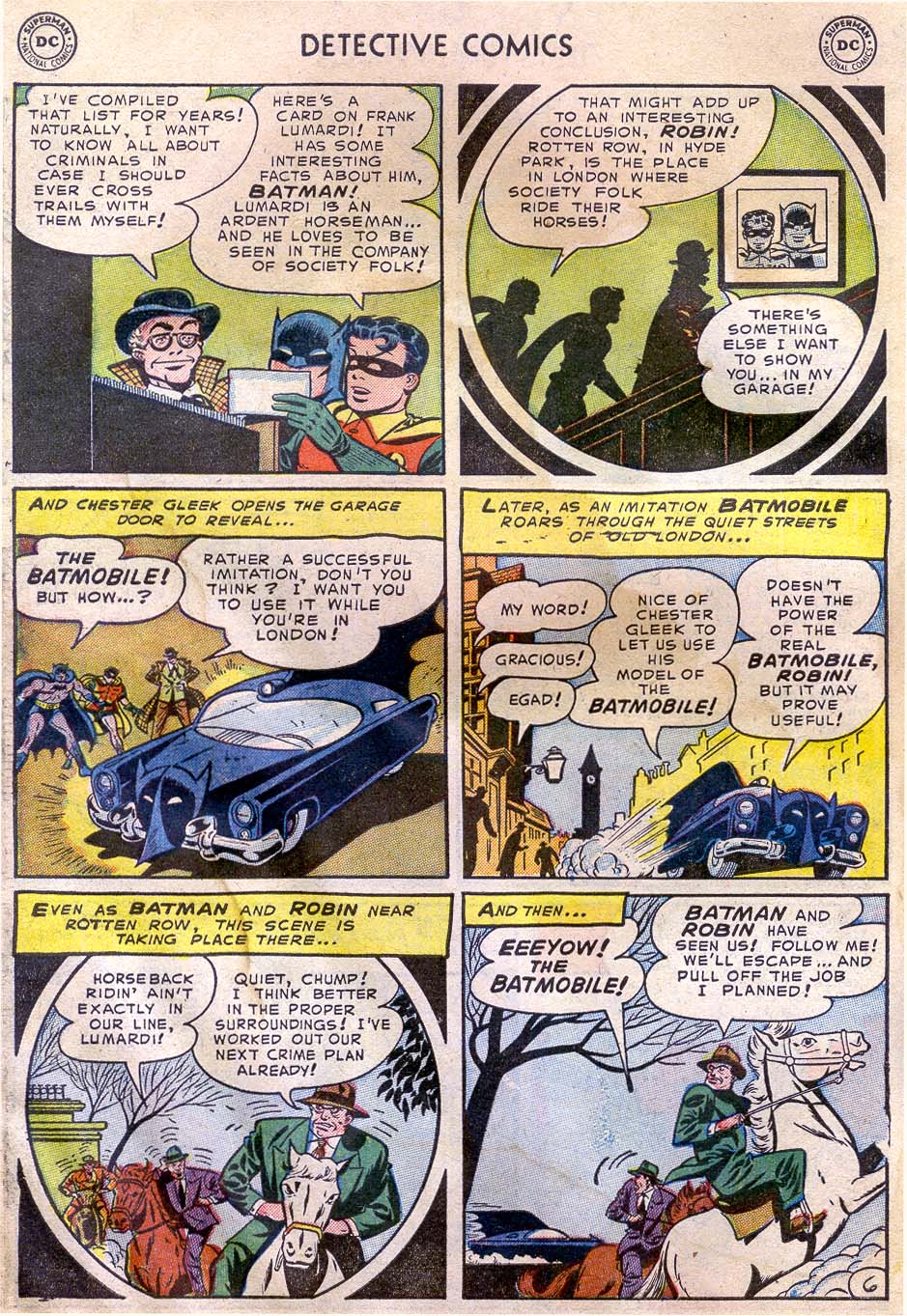 Read online Detective Comics (1937) comic -  Issue #196 - 8