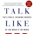 web wanderer - blog from Henri Hämäläinen: Book Review: Talk like Ted by Carmine Gallo