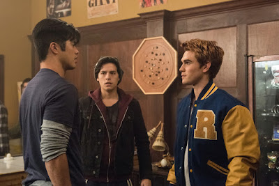 Image of Cole Sprouse, Ross Butler and K.J. Apa in Riverdale (14)
