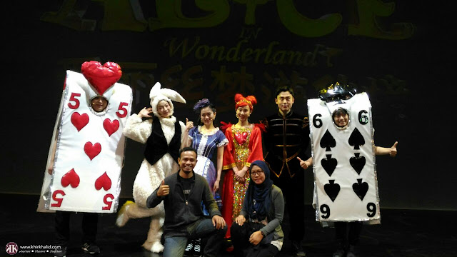 Alice in Wonderland, The Musical Show, Resorts World Genting,