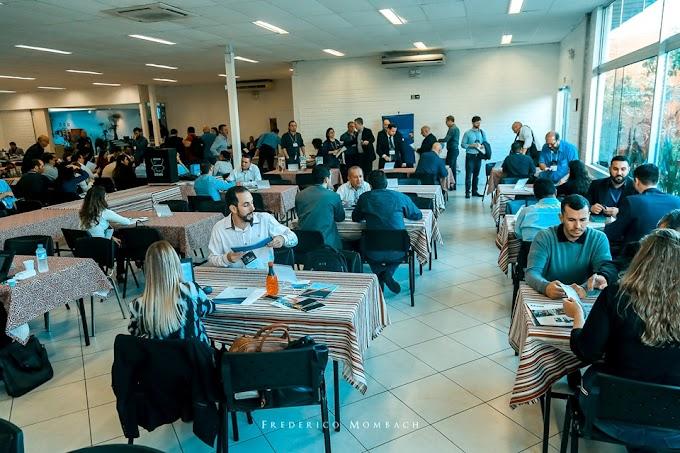1ª Feira de Negócios e Inovação de Cachoeirinha foi um sucesso