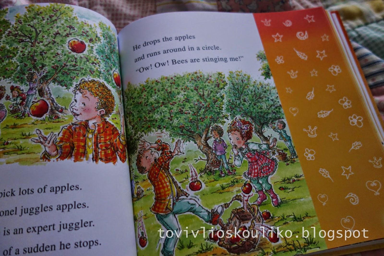 Bookworm Fancy Nancy