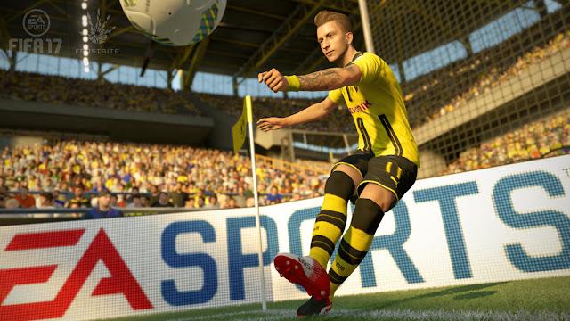 Se encuentra truco para meter de córner en FIFA 17 el 99,9% de las veces