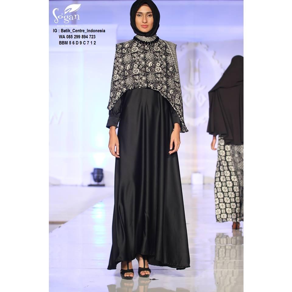 Baju Batik Sogan 2016