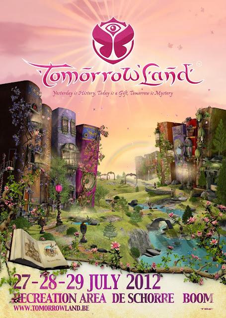 Tomorrowland (festival) - Đại Nhạc Hội Dj