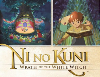 Ni no Kuni : Wrath of the White Witch (PS3)