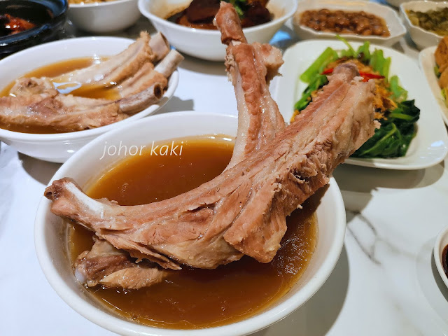 The 3 Kingdoms of Singapore Bak Kut Teh in Taipei - Founder, Ng Ah Sio & Song Fa