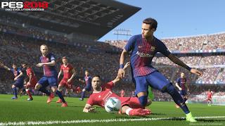 Free Download PES 2018 (Pro Evolution Soccer) Full Version