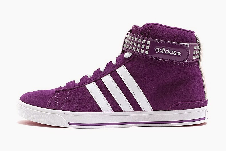 Professional Atheletic News: Adidas BBNEO Daily Twist Mid